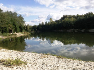 Foto vom Waldsee Reken, copyright Waldsee Reken