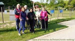 Nordic Walking Kurs mit Herz - in Gelsenkirchen und Buer 1.HJ 2016