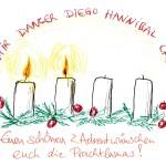 2. Advent_Prachtlamas_Ausschnitt_2