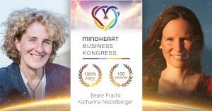 Der größte Online-Kongress 2017: Mind-Heart-Business-Kongress mit Beate Pracht und 99 anderen Experten (bis zum 18.2.2017 kostenlos)