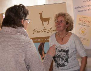 Vortrag über Herzintelligenz und Resilienz von Beate Pracht im Schloss Broich Mülheim an der Ruhr