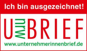 Auszeichnung für Beate Pracht: Unternehmerinnenbrief des Landes NRW 2017