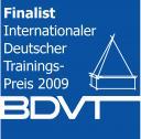 Pracht - Lamas für den Internationalen Deutschen Trainingspreis nominiert