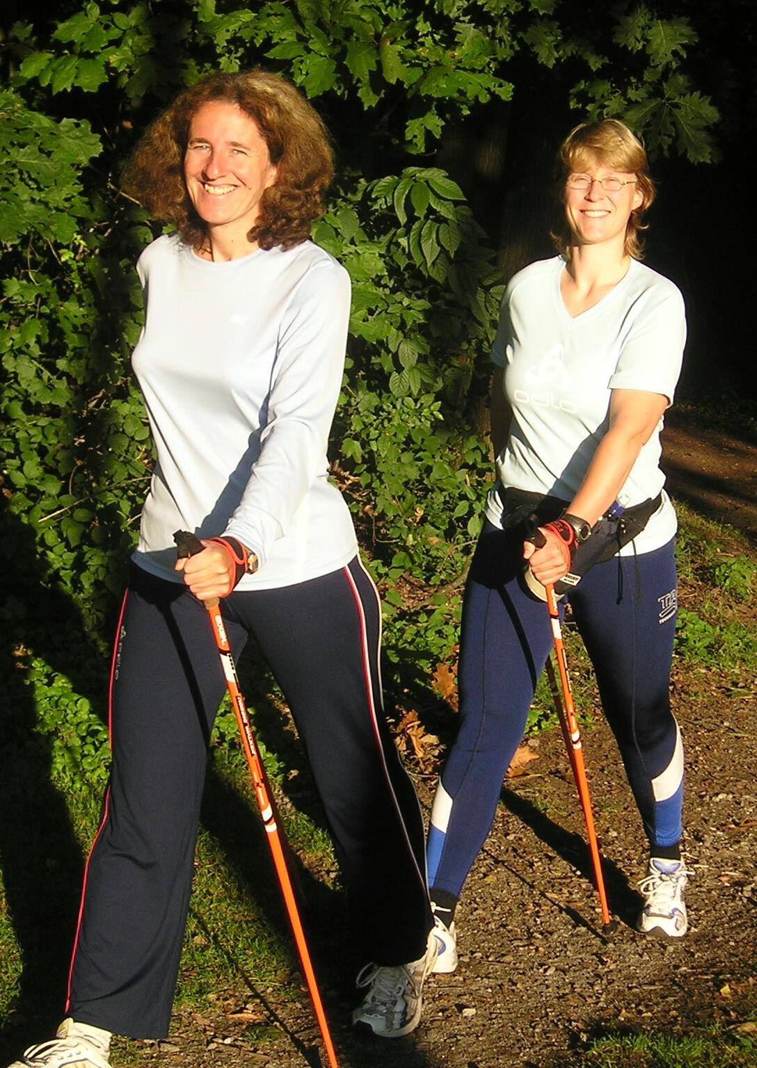 Nordic Walking Beate Pracht in Gelsenkirchen und Buer