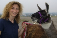 Bianca Witt, Erzieherin, angehende Heilpädagogin und mehr als Praktikantin bei uns 2009