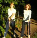 Nordic Walking Kurse für Anfänger/innen, Wieder-Einsteiger/innen und Fortgeschrittene in Gelsenkirchen und Reken