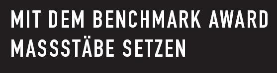 Mit dem Benchmark Award Massstäbe setzten - Prachtlamas ist nominiert und im Finale