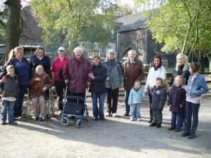 Ein Prachtlamas-Gelsenwasser-Generationen-Projekt