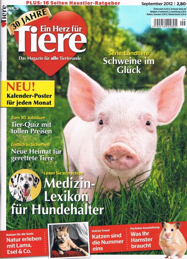 """Favorit Prachtlamas » Blog Archive » 30 Jahre Zeitschrift """"Ein Herz für  TB62"""