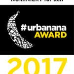 Prachtlamas ist mit #lamaart für den #urbanana Award nominiert!