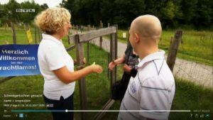 RTL Schwiegertochter gesucht bei den Lamas in Gelsenkirchen