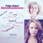 Seminartag Folge deiner Herzenstimme Beate Pracht u Dominique Mona Güttes 2018