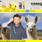 Wenn Kinder auf Lamas treffen KiRaKa WDR 5 am 23 Januar 2020 Prachtlamas und Andrea Eikelmann